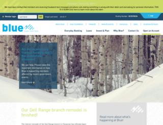 warrenfcu.com screenshot
