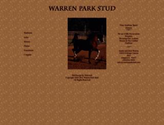 warrenparkstud.com screenshot