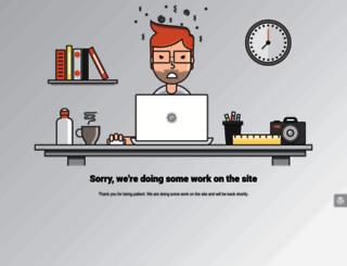 warringtonwebsitedesign.com screenshot