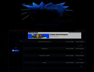 warriors-of-poseidon.forumieren.com screenshot