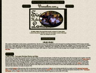 warsailors.com screenshot