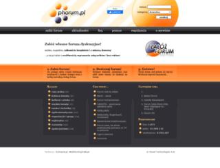warsaw-gangsters.phorum.pl screenshot