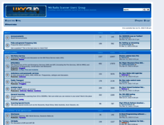 warsug.info screenshot