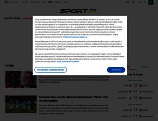 warszawa.sport.pl screenshot