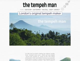 warungtempeh.com screenshot