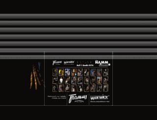 warwickbass.com screenshot