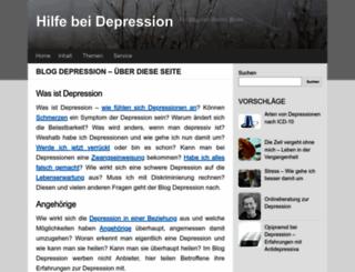 was-ist-depression.net screenshot