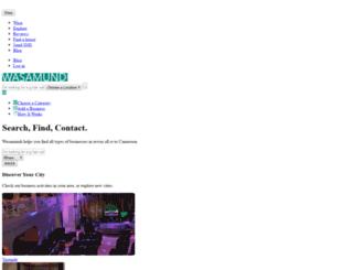 wasamundi.com screenshot