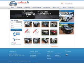 wasanatrading.com screenshot