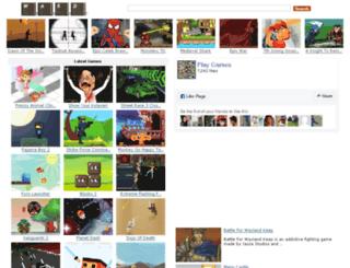 wasdgames.org screenshot