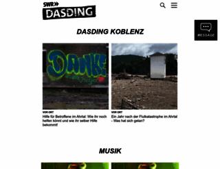 wasgehtko.de screenshot