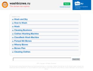 washbiznes.ru screenshot