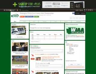washington-cross-country-state-championships.runnerspace.com screenshot