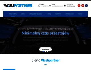 washpartner.pl screenshot