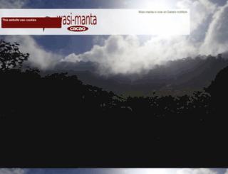 wasi-manta.com screenshot