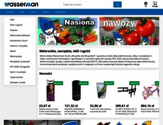wasserman.pl screenshot