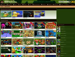 wasserschlacht.1001spiele.de screenshot