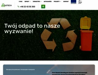 wastech.pl screenshot