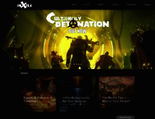 wasteland.inxile-entertainment.com screenshot