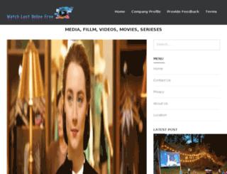 watch-lost-online-free.com screenshot