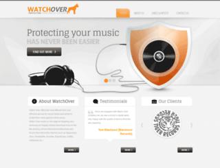 watch-over.com screenshot