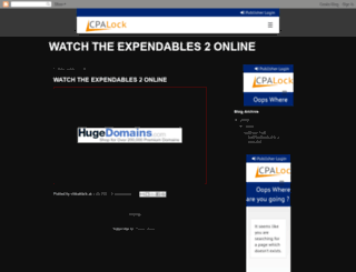 watch-the-expendables-2-online.blogspot.in screenshot