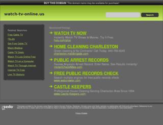 watch-tv-online.us screenshot