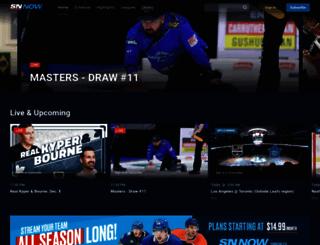 watch.sportsnet.ca screenshot
