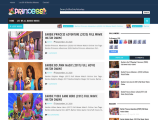 watchbarbiehdmovies.blogspot.com screenshot