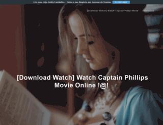 watchcaptainphillipsmovie.comunidades.net screenshot