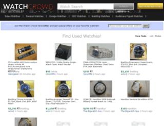 watchcrowd.com screenshot