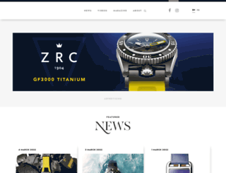 watches-news.com screenshot