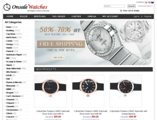 watchesales.org.uk screenshot