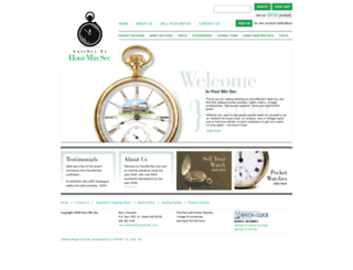 watchesbyhourminsec.com screenshot