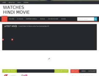 watcheshindimovie.blogspot.com screenshot