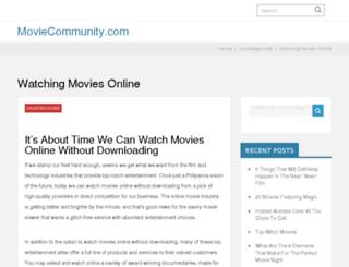 watchfreemovies.com screenshot