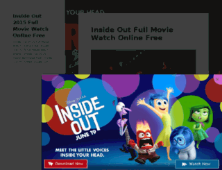 watchinsideoutonline.com screenshot