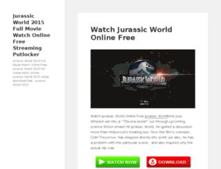 watchjurassicworldonlinefullmovie.com screenshot