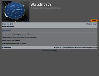 watchlords.com screenshot