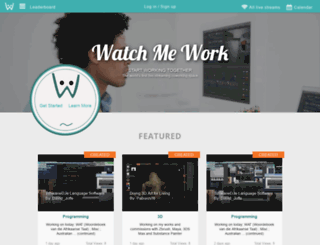 watchmework.com screenshot