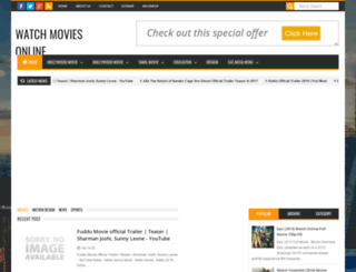 watchmoviesonline25.blogspot.com screenshot