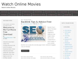watchonlineemovies.com screenshot