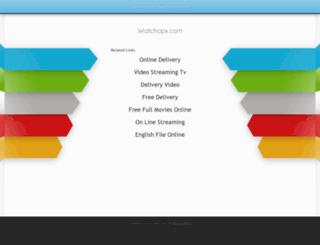 watchopx.com screenshot