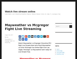 watchresports.com screenshot