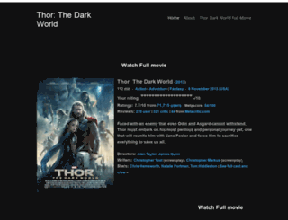 watchthedarkworldfull.weebly.com screenshot