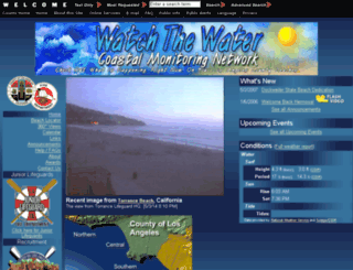 watchthewater.org screenshot