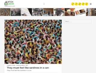 watchumor.com screenshot