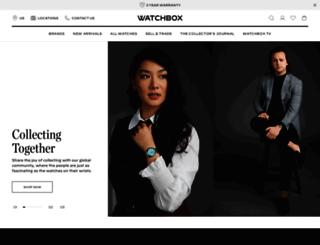 watchuwant.com screenshot