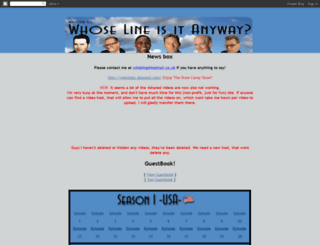 watchwliia.blogspot.com screenshot