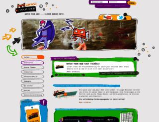 watchyourweb.de screenshot